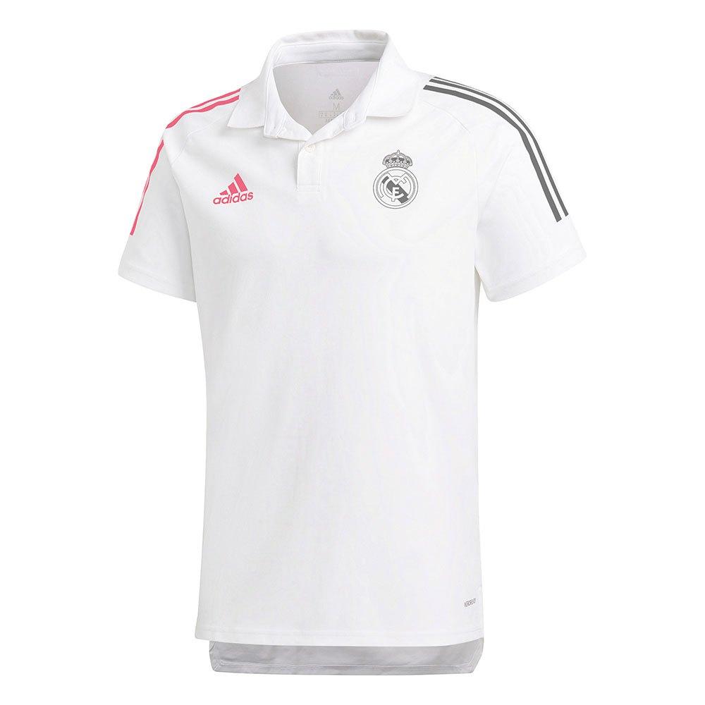 Adidas Real Madrid 20/21 S White