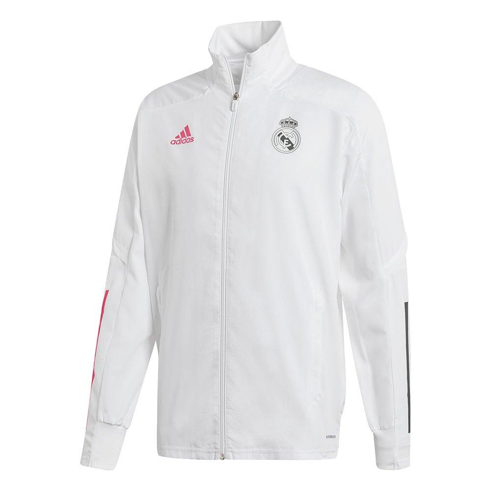 Adidas Real Madrid 20/21 XXXL White