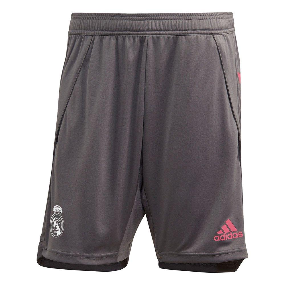 Adidas Real Madrid Training 20/21 M Grey Five