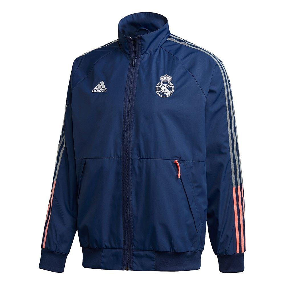 Adidas Real Madrid Anthem 20/21 L Dark Blue