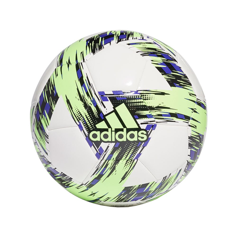 Adidas Capitano Club Football Ball 5 White / Signal Green / Energy Ink F17 / Signal Pink