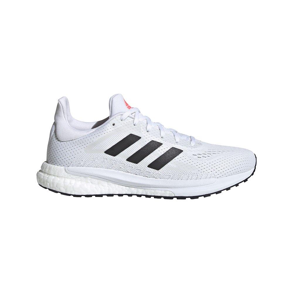 Adidas Solar Glide 3 EU 39 1/3 Ftwr White / Core Black / Signal Pink
