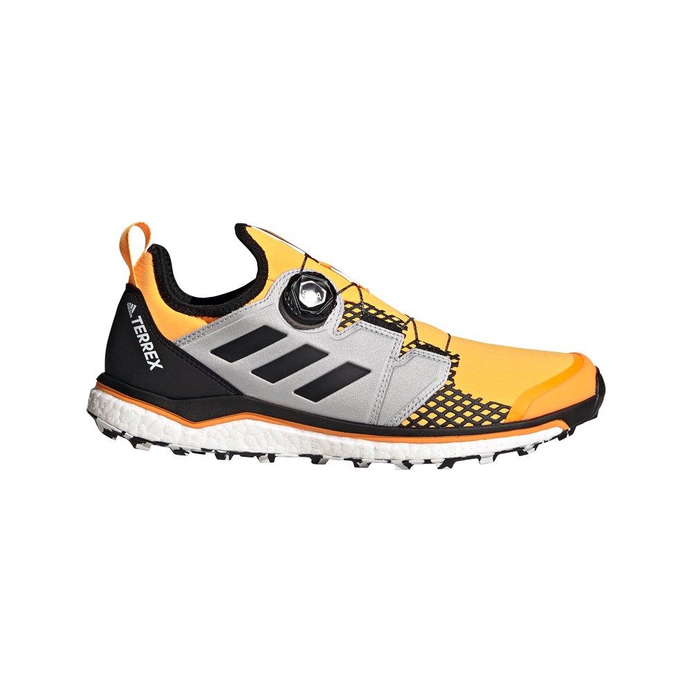Adidas Terrex Agravic Boa EU 43 1/3 Solar Gold / Core Black / Ftwr White