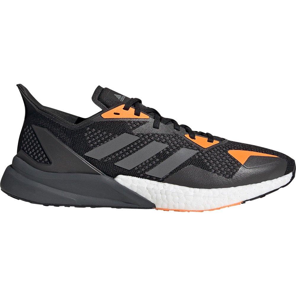 Adidas X9000l3 EU 45 1/3 Core Black / Grey Three F17 / Grey Six