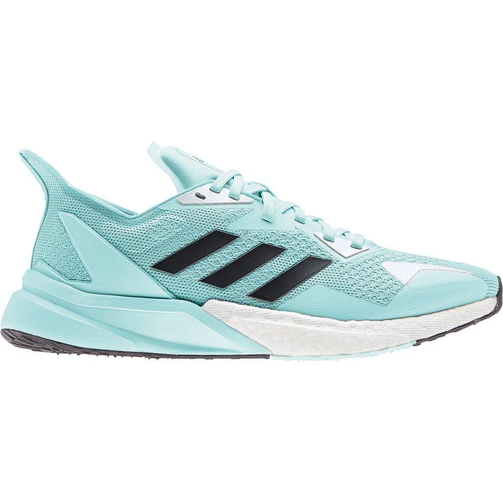 Adidas X9000l3 EU 40 2/3 Frost Mint / Core Black / Silver Metalic