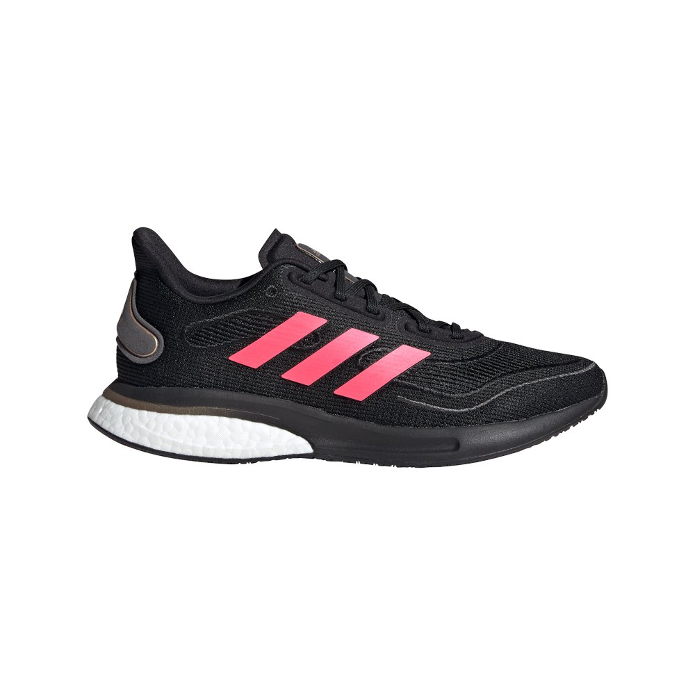 Adidas Supernova EU 39 1/3 Core Black / Signal Pink / Copper Metalic