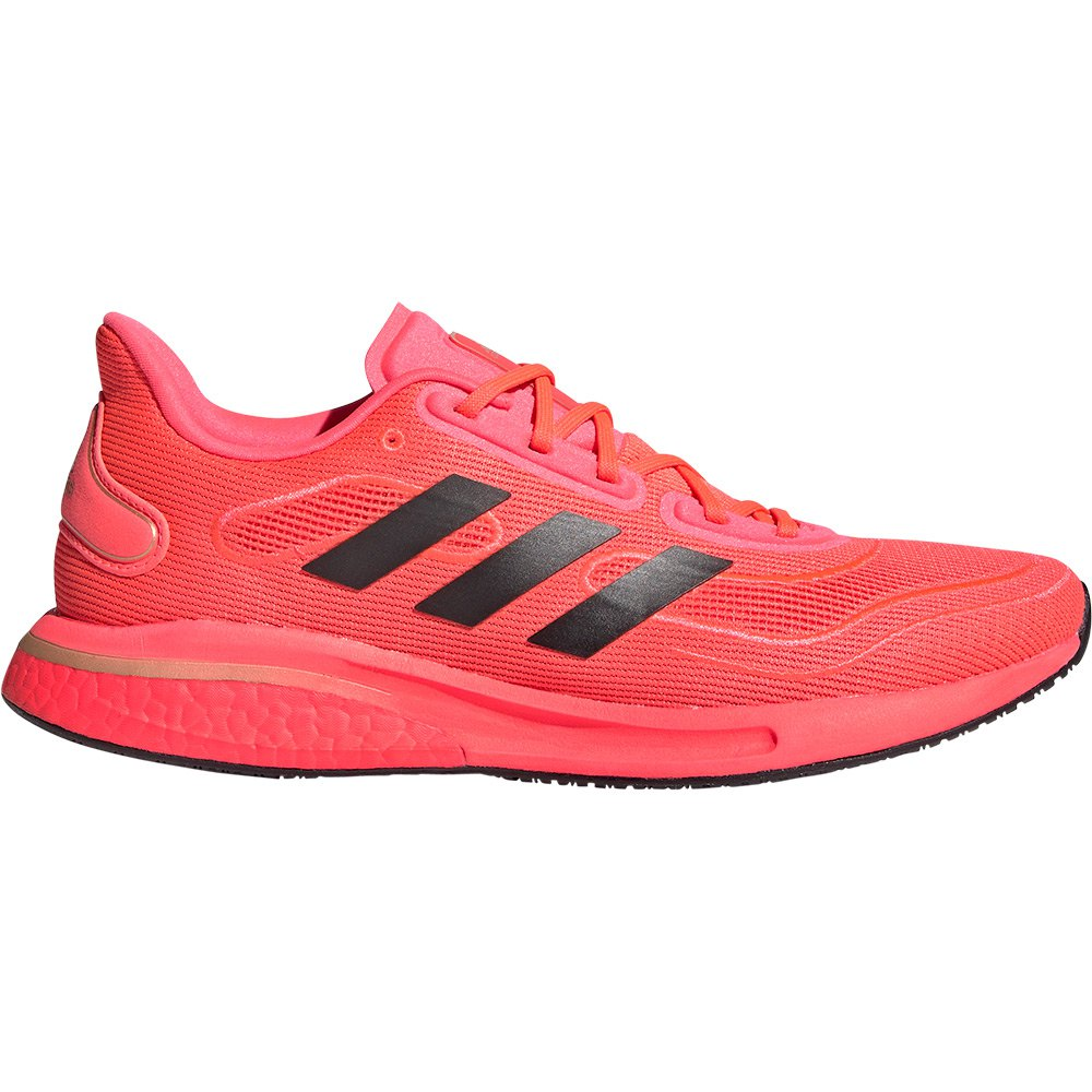 Adidas Supernova EU 42 Signal Pink / Core Black / Copper Metalic
