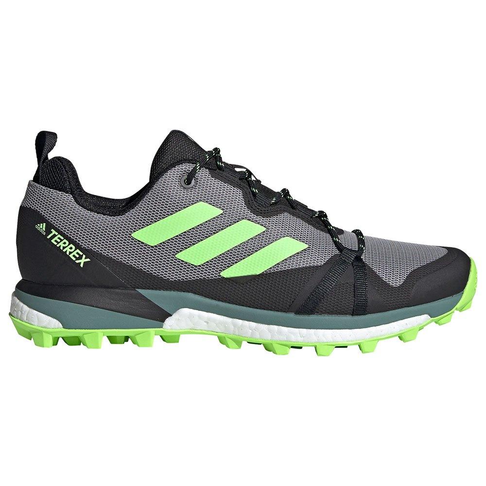 Adidas Terrex Skychaser Lt EU 44 Grey Two F17 / Signal Green / Tech Emerald