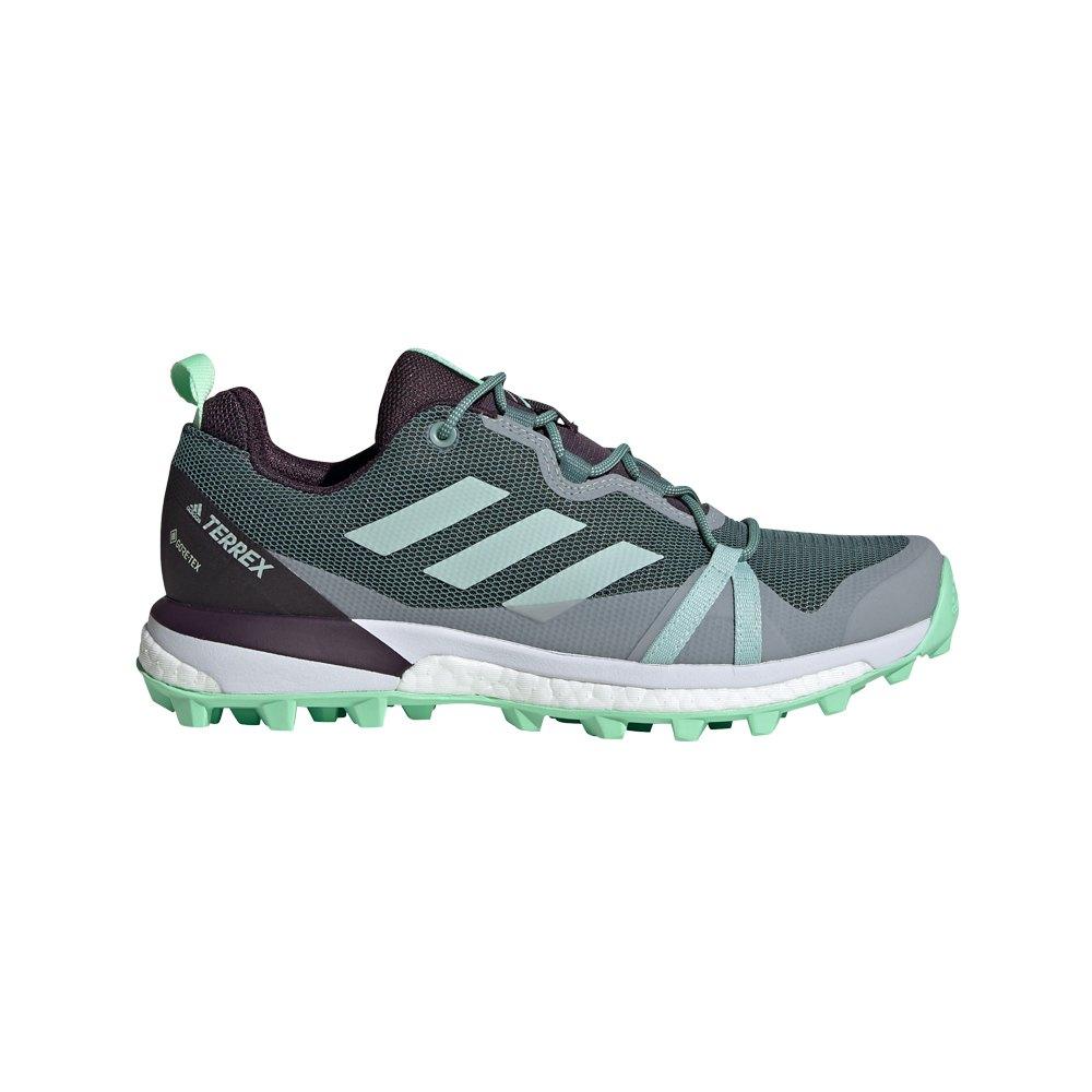 Adidas Terrex Skychaser Lt Goretex EU 42 2/3 Tech Emerald / Green Tint / Glory Mint