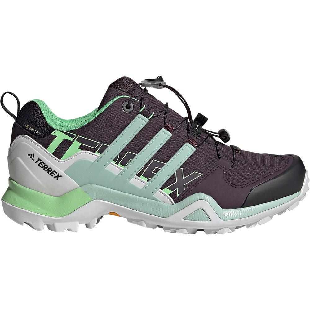 Adidas Terrex Swift R2 Gtx EU 37 1/3 Noble Purple / Green Tint / Glory Mint