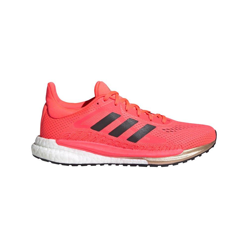 Adidas Solar Glide 3 EU 40 2/3 Signal Pink / Core Black / Copper Metalic