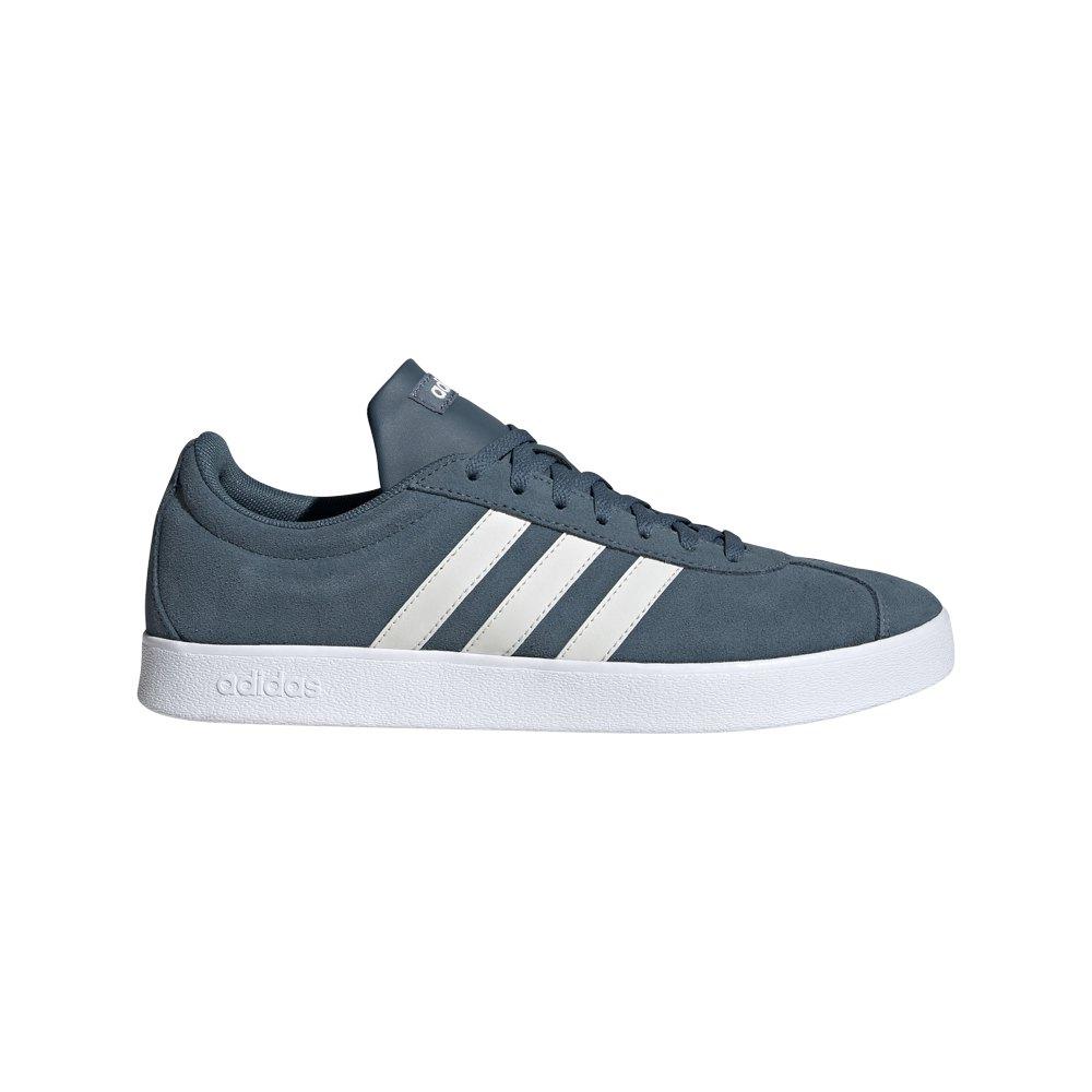 Adidas Vl Court 2.0 EU 44 2/3 Legacy Blue / Orbit Grey / Ftwr White