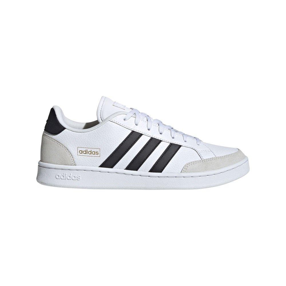 Adidas Grand Court Se EU 43 1/3 Ftwr White / Core Black / Orbit Grey