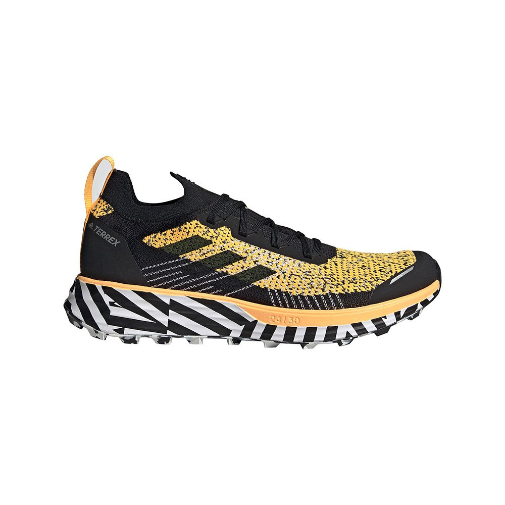 Adidas Terrex Two Parley EU 40 2/3 Solar Gold / Core Black / Ftwr White