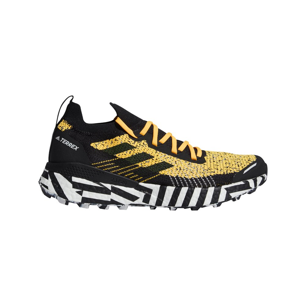 Adidas Terrex Two Ultra Parley EU 40 2/3 Solar Gold / Core Black / Ftwr White