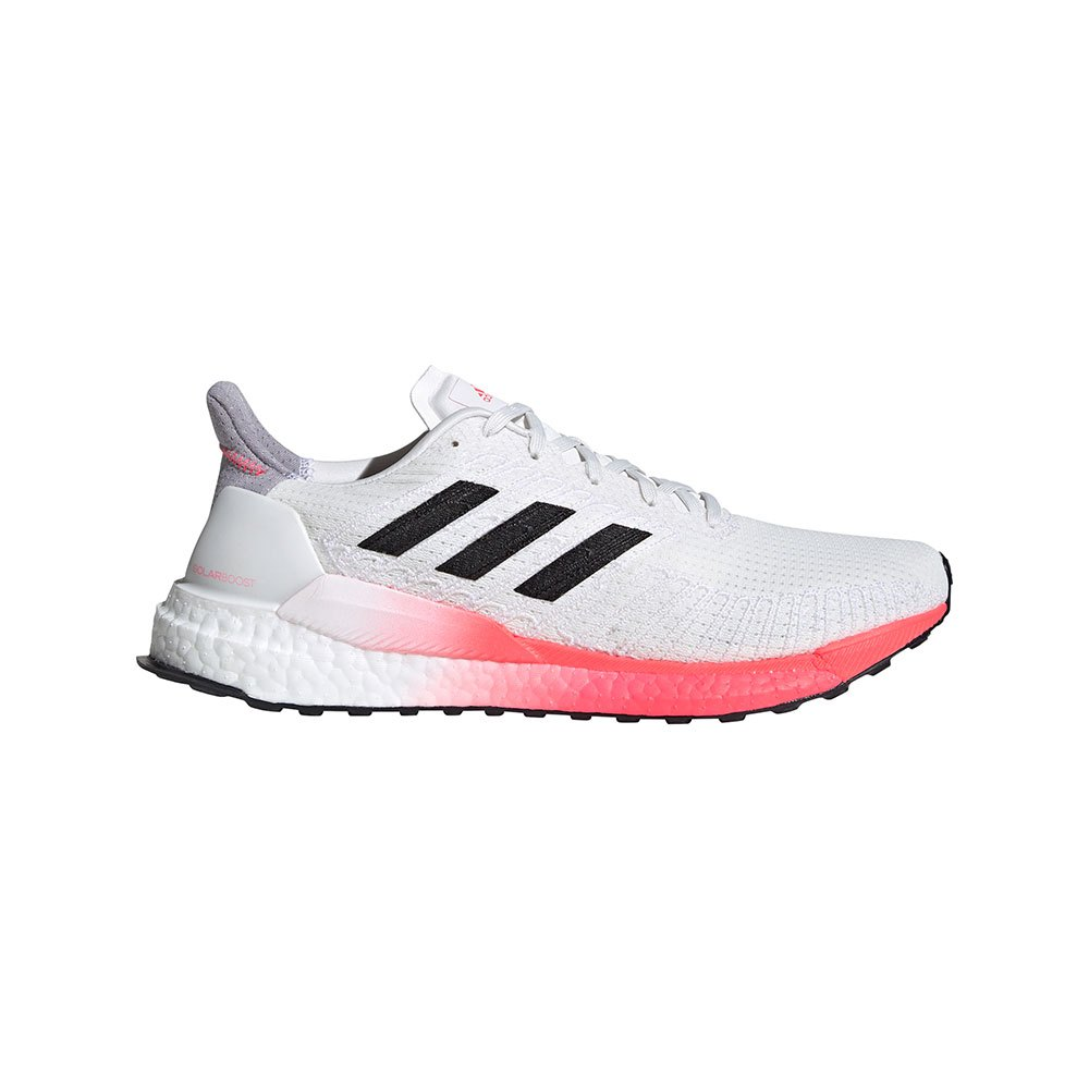 Adidas Solar Boost 19 EU 42 2/3 Crystal White / Core Black / Copper Metalic