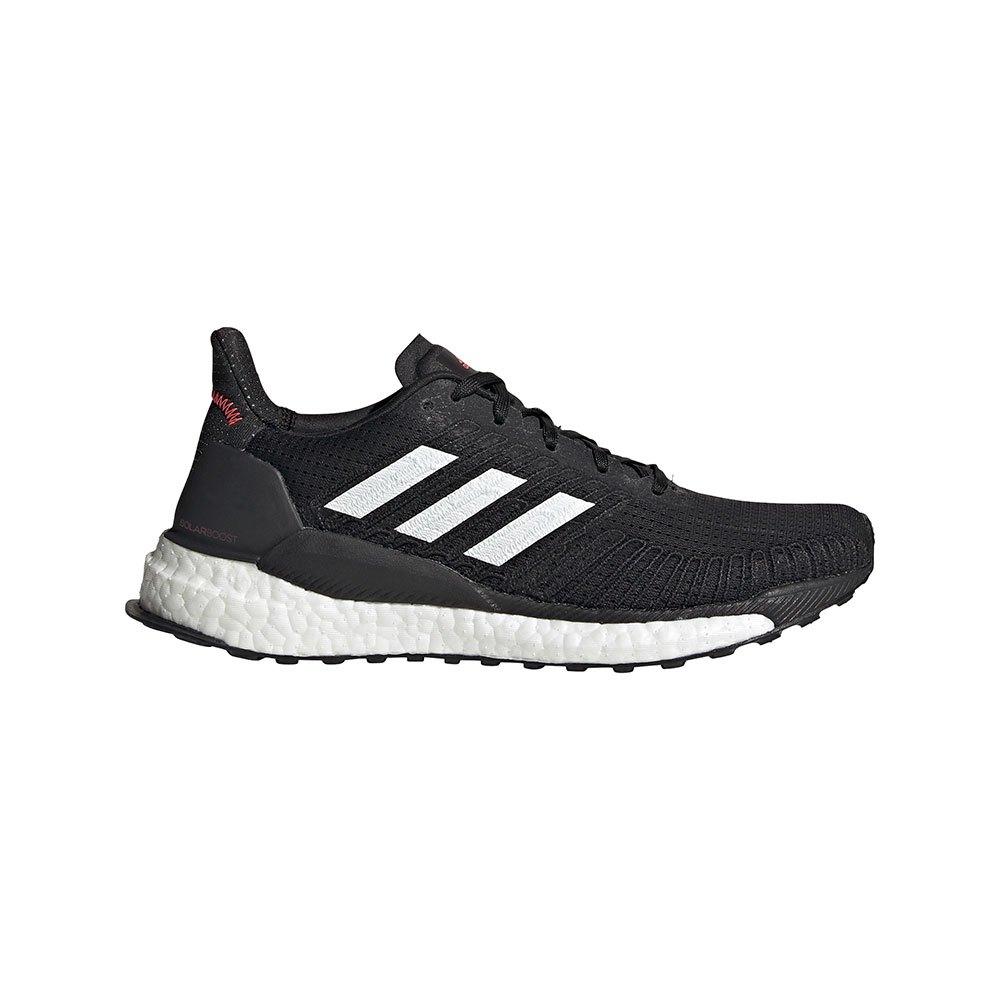 Adidas Solar Boost 19 EU 40 Core Black / Ftwr White / Signal Pink