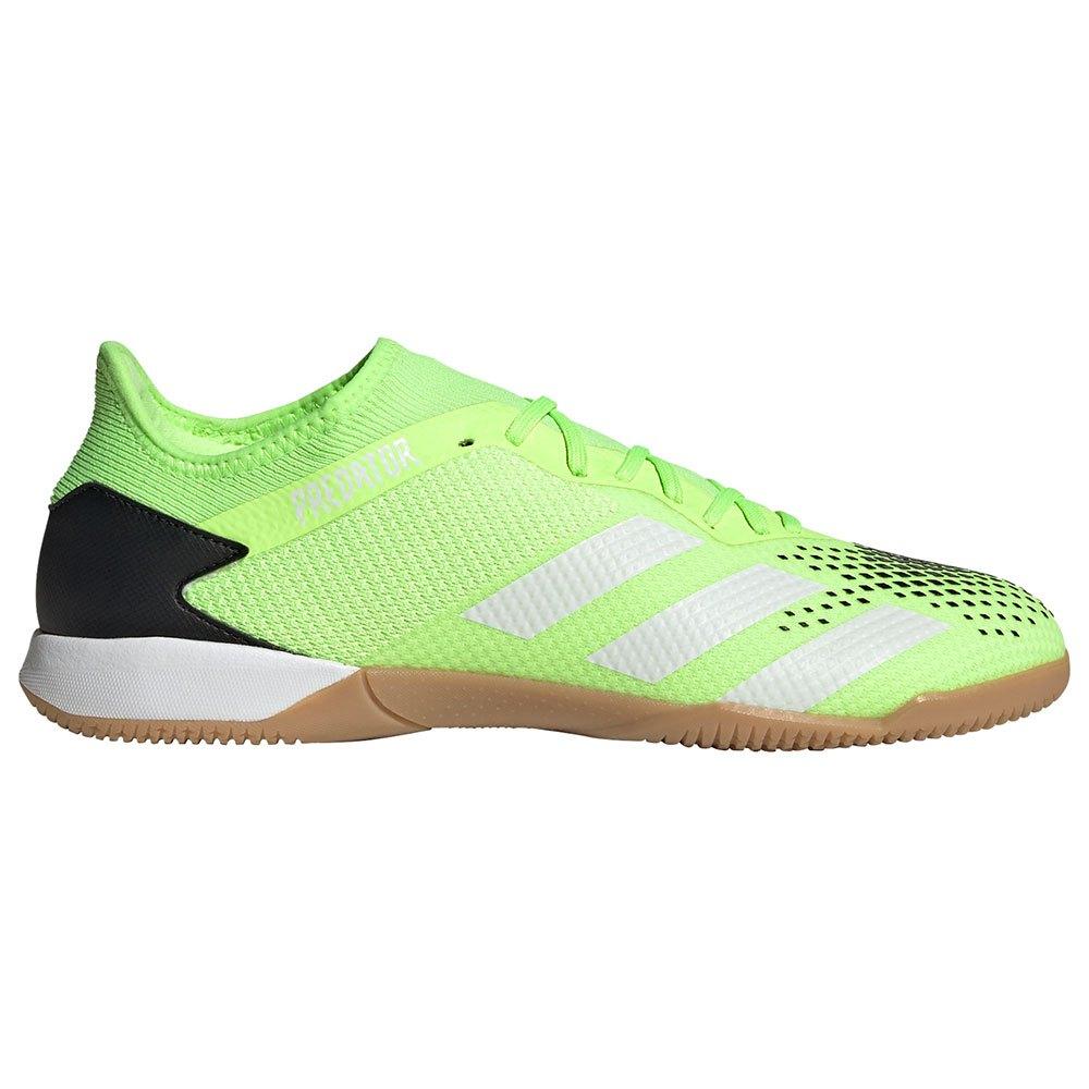 Adidas Chaussures Football Salle Predator 20.3 In EU 44 Signal Green / Core Black / Ftwr White