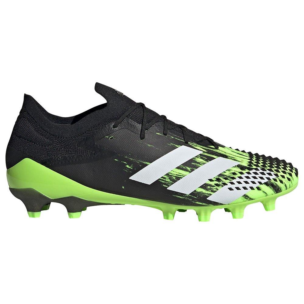 Adidas Predator Mutator 20.1 Ag Football Boots EU 42 Signal Green / Ftwr White / Core Black