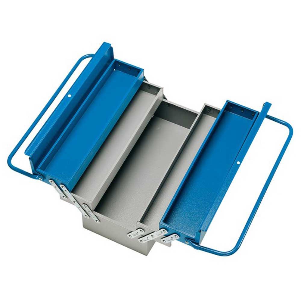 Almacenamiento Metal Tool Box 5 Compartments