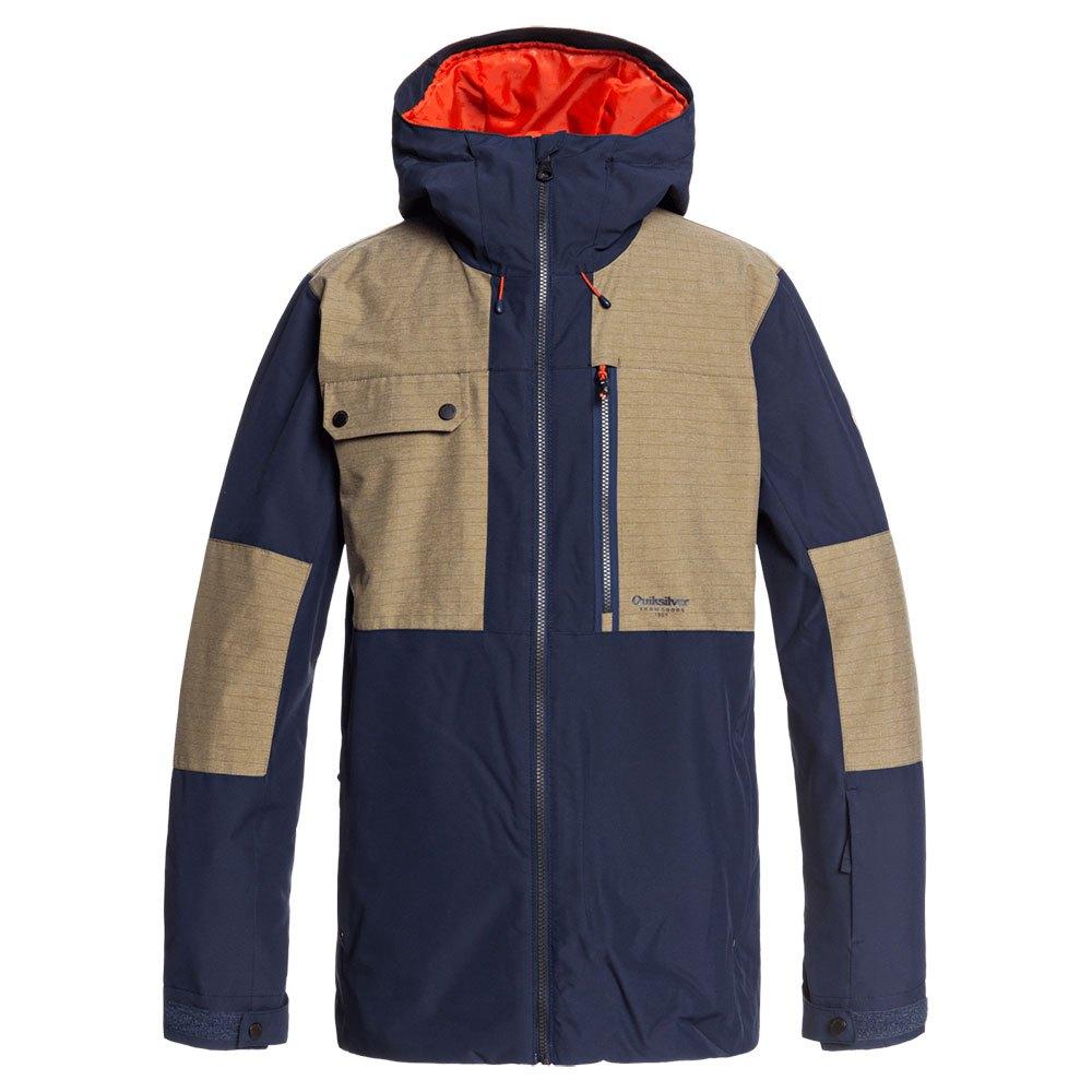 Quiksilver Veste Tamarack S Navy Blazer