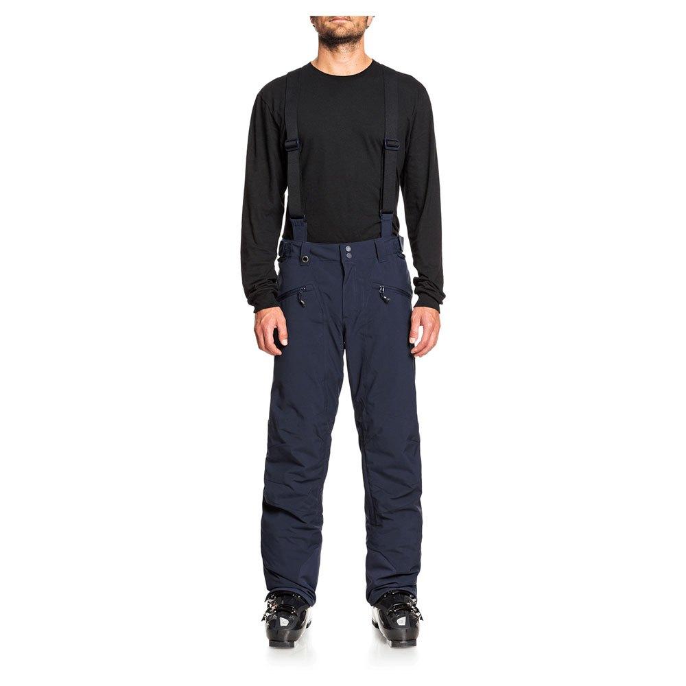 Quiksilver Pantalons Boundry Plus S Navy Blazer