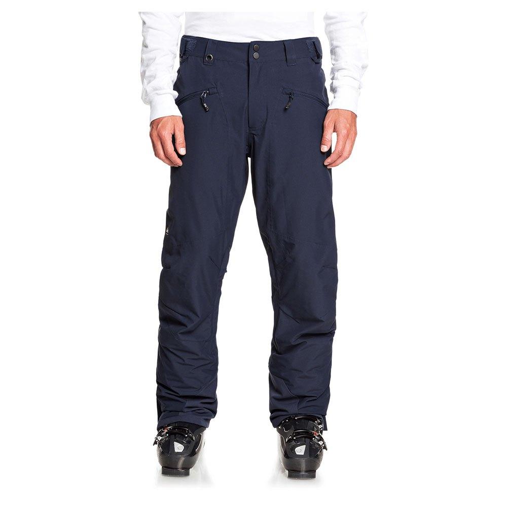 Quiksilver Pantalons Boundry L Navy Blazer