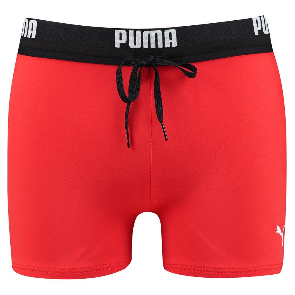 Puma Logo XS Red