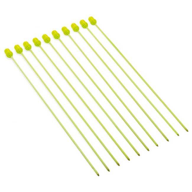 Quickplay Poteau D´agilité 12 Unités One Size Green