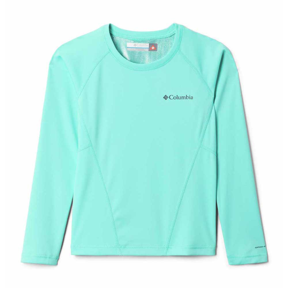 Columbia Midweight Crew 2 XL Dolphin