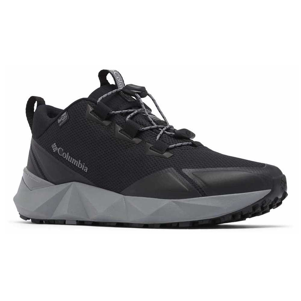 Columbia Facet 30 Outdry Trail Running Shoes EU 40 Black / Ti Grey Steel
