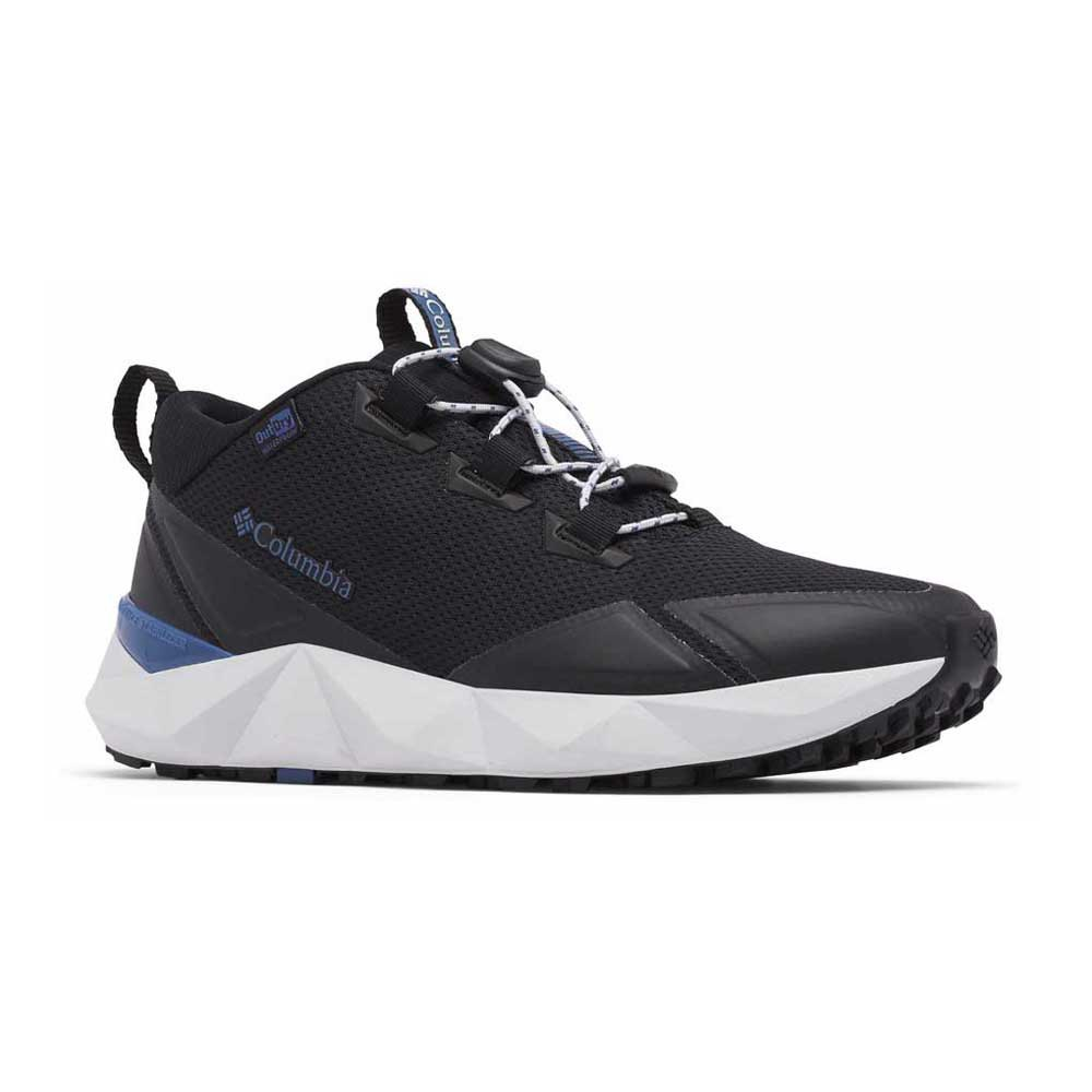 Columbia Facet 30 Outdry Trail Running Shoes EU 40 Black / Night Tide