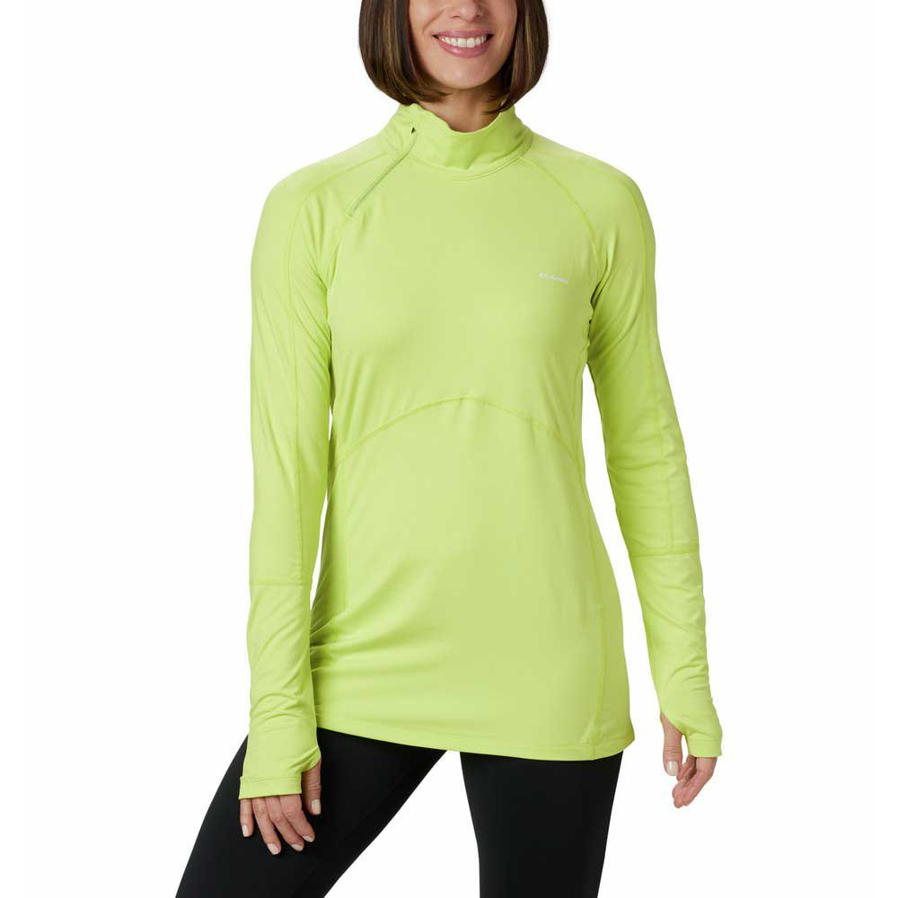 Columbia Winter Power Knit Long Sleeve T-shirt L Voltage
