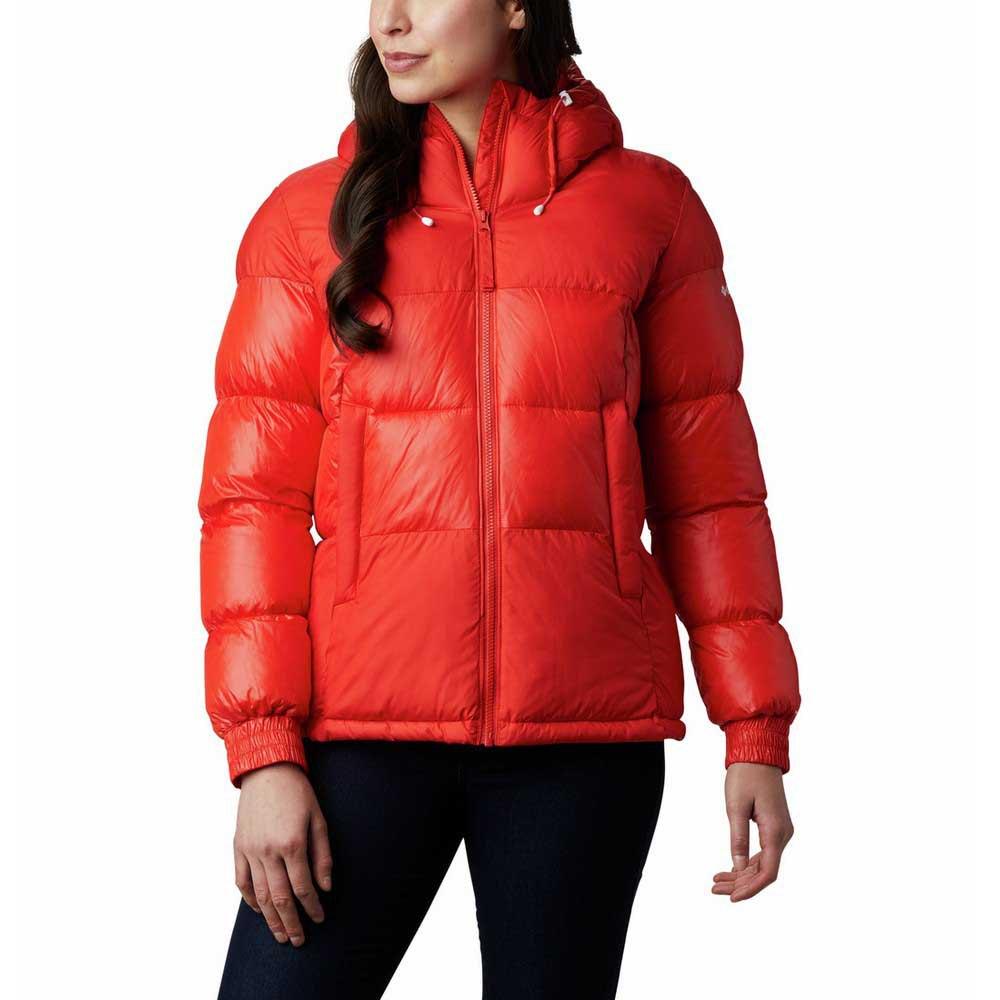 Columbia Pike Lake Ii Insulated Jacket L Bold Orange