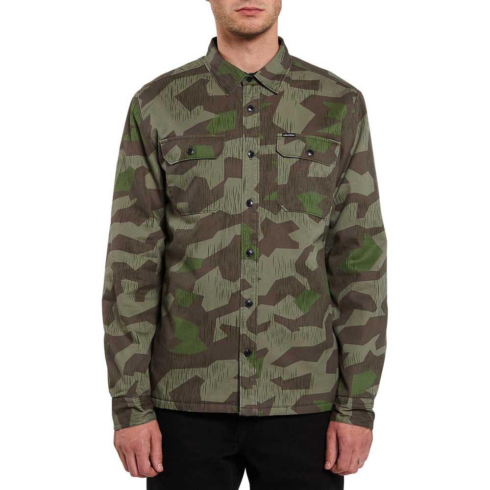 Volcom Trademan S Camouflage