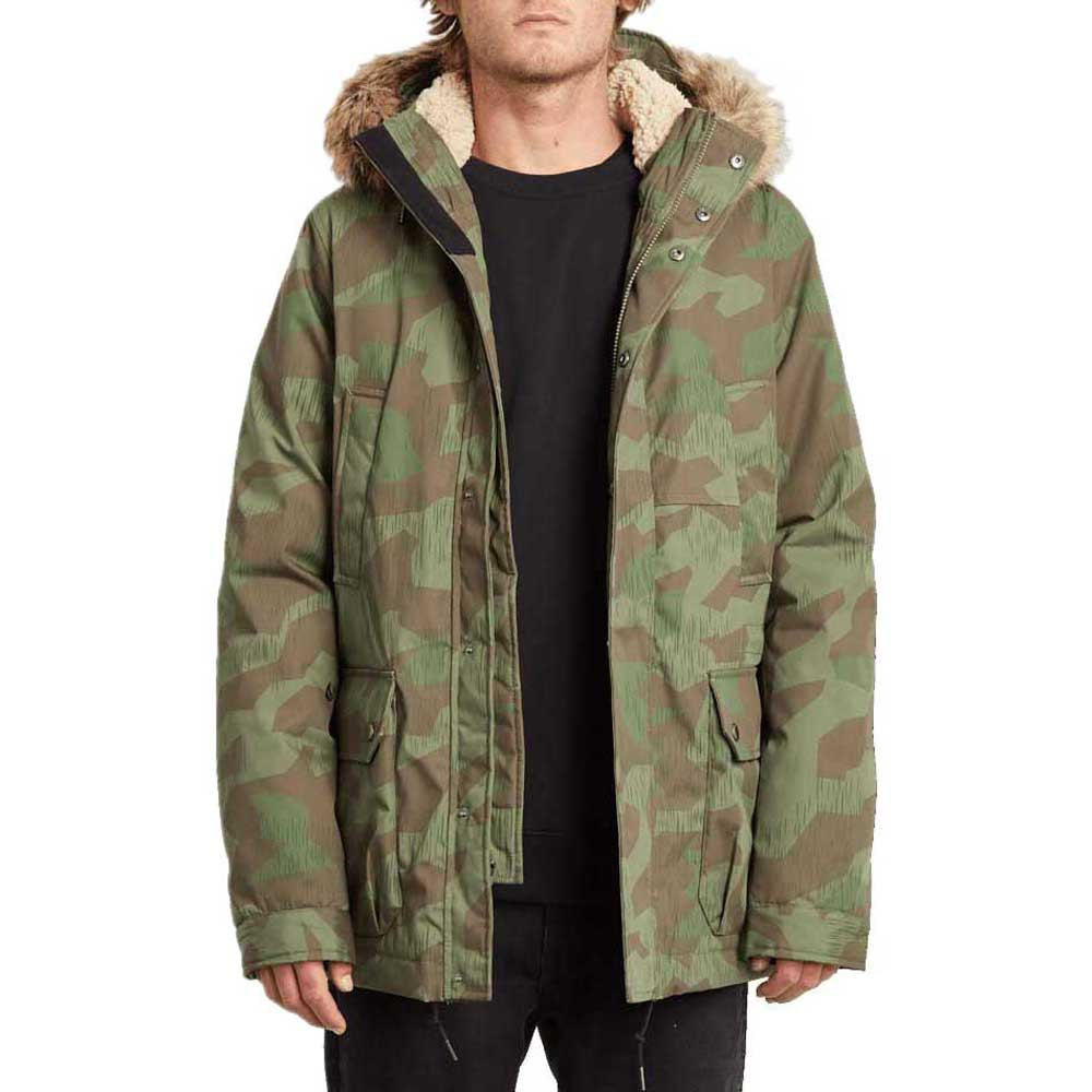 Volcom Lidward 5k XL Camouflage