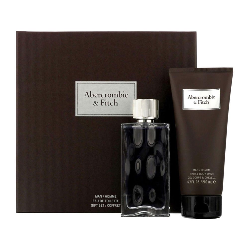 Abercrombie & Fitch First Instin 100ml Set One Size