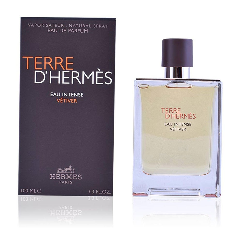Hermes Terre Intense Vétiver 100ml One Size