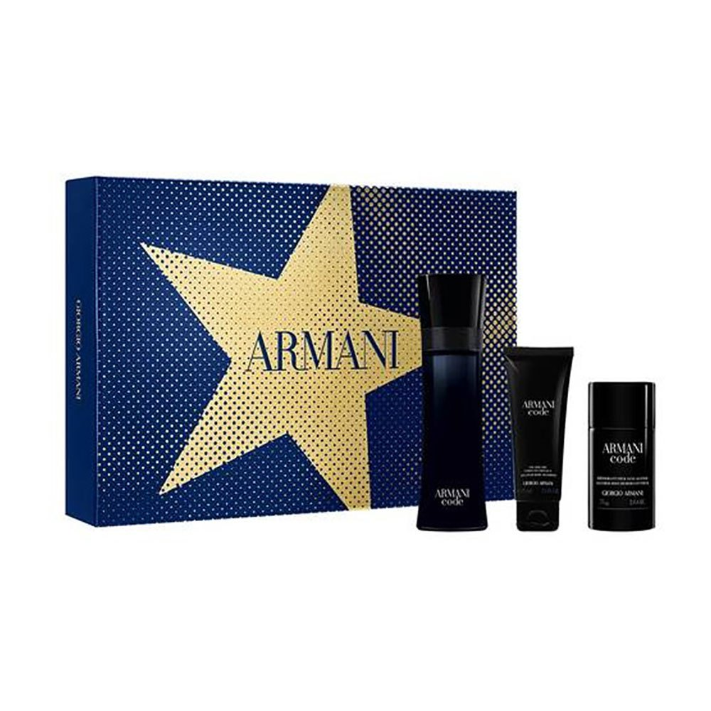 Giorgio Armani Code 125ml Pack One Size