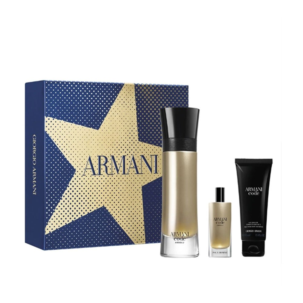 Giorgio Armani Code Absolu 110ml Pack One Size