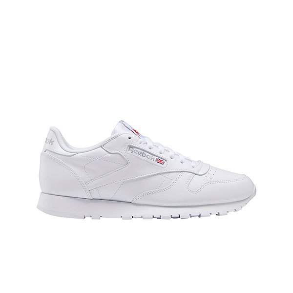 Reebok Classics Classic Leather EU 37 1/2 White / White / Light Grey