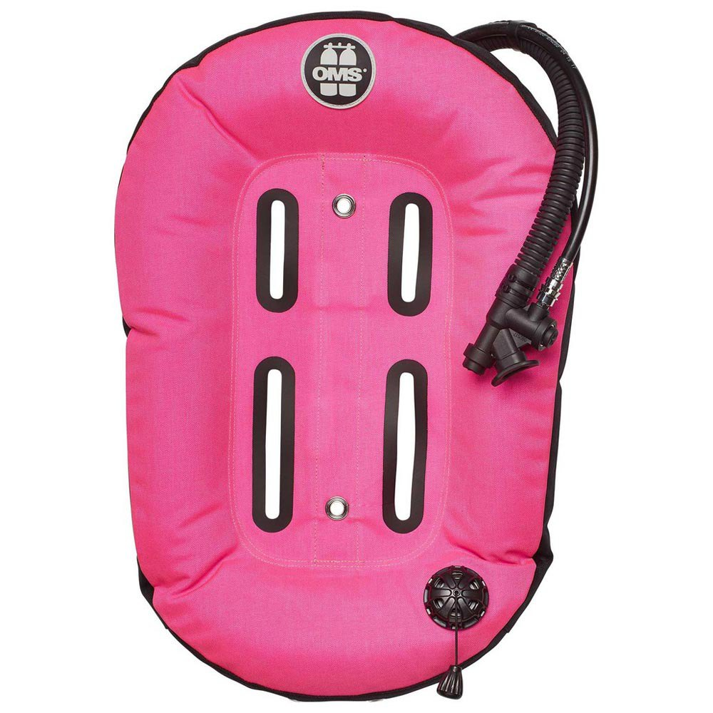 Dive Supply Oms Performance Mono Wing 27 Lbs One Size Pink / Black