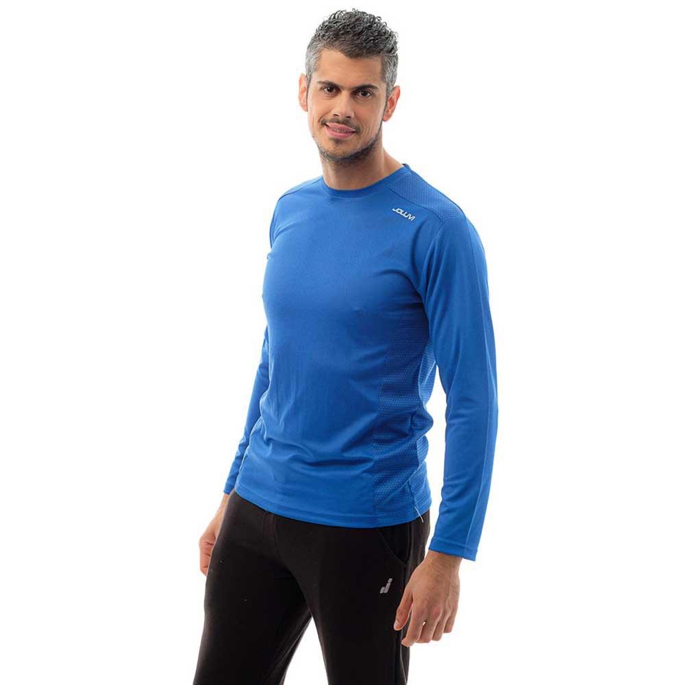 Joluvi Duplex Long T-shirt Manche Longue XXXL Royal Blue