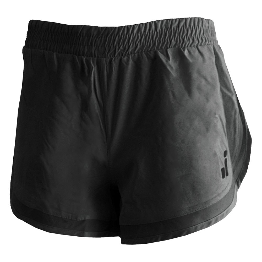 Joluvi Shorts Mesh L Black