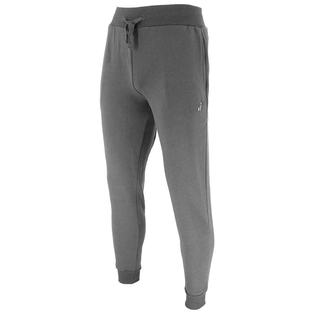 Joluvi Pantalon Longue Slim 0-12 Months Vigore Grey