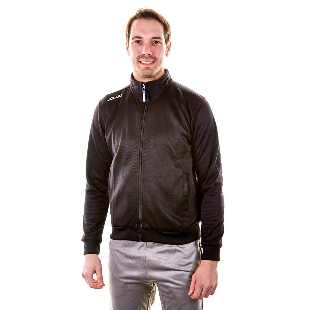 Joluvi Score Full Zip Sweatshirt XXL Black