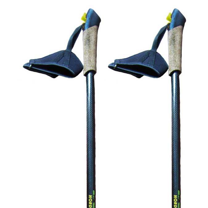 Joluvi Nordic Carbon Pro 2 85-135 cm Black / Blue