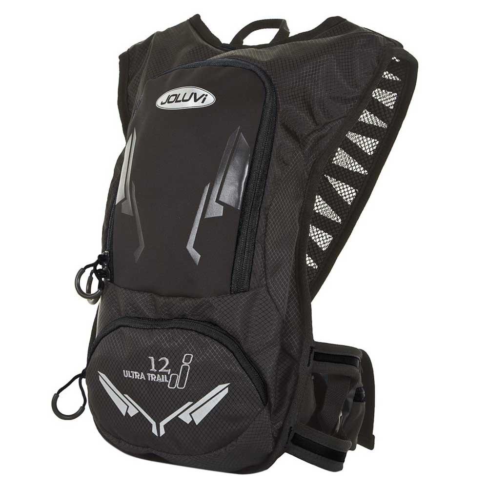 Joluvi Ultra Trail 12l Backpack One Size Black