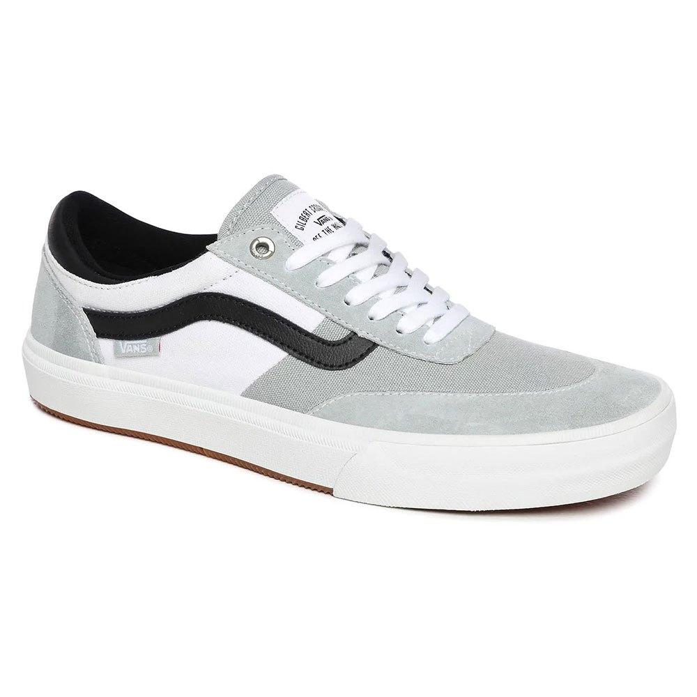 zapatillas vans hombres grises