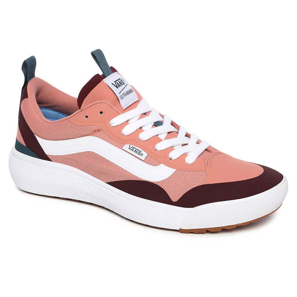 vans chaussures rose